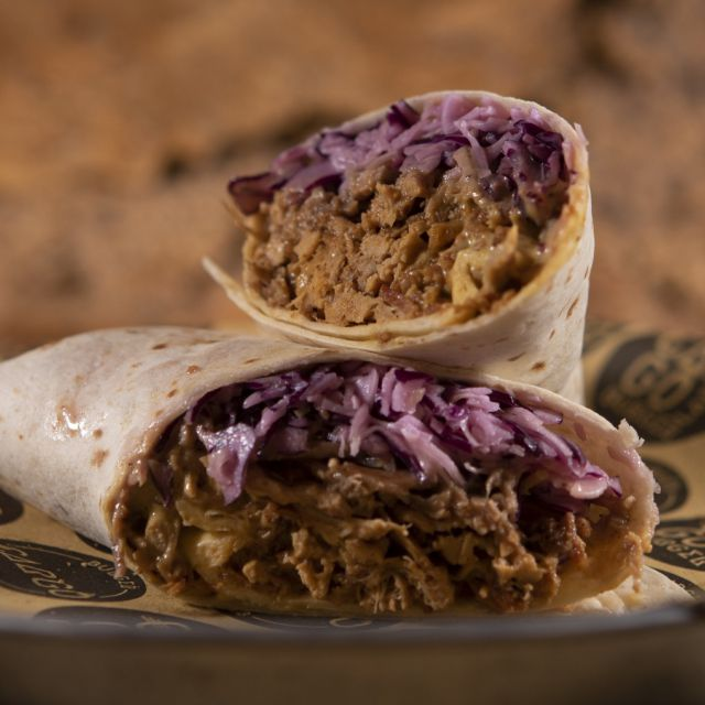 WRAP DI PULLED PORK